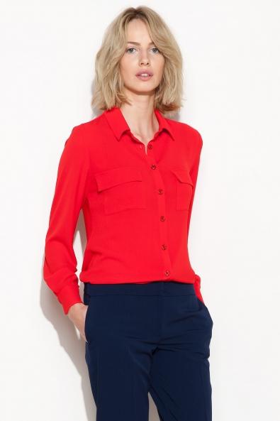 "Koszula ""Barcelona"" czerwona"
