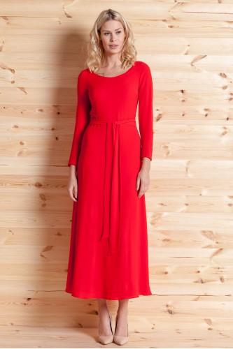 Sukienka Cordoba czerwona