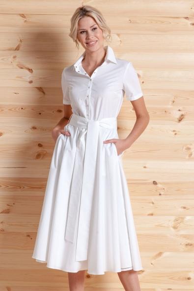 Sukienka Loara żeglarska biel