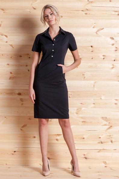 Sukienka Sekwana czarna
