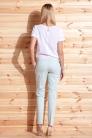 Spodnie Ibiza miętowe
