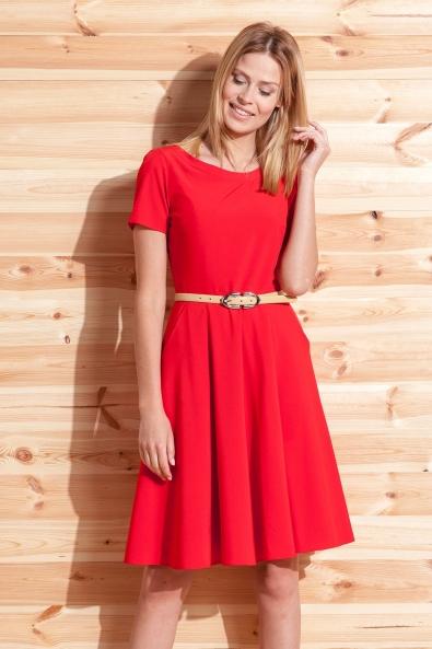 Sukienka Colette czerwona