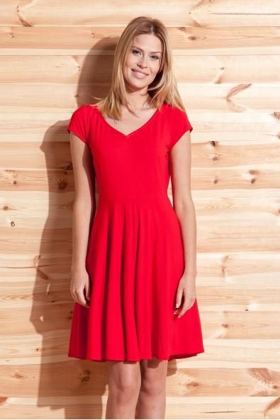 Sukienka Kokietka czerwona