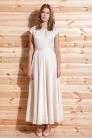 Suknia Marsanna beżowa