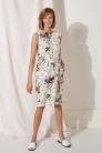 Sukienka 01 z wiskozy