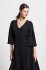 Suknia z jedwabiu 15