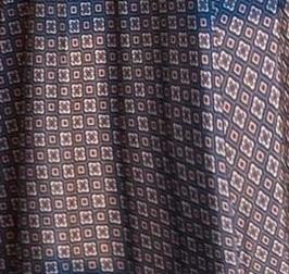 Jedwab krawatowy wzór